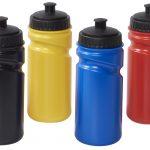 vattenflaskor med tryck